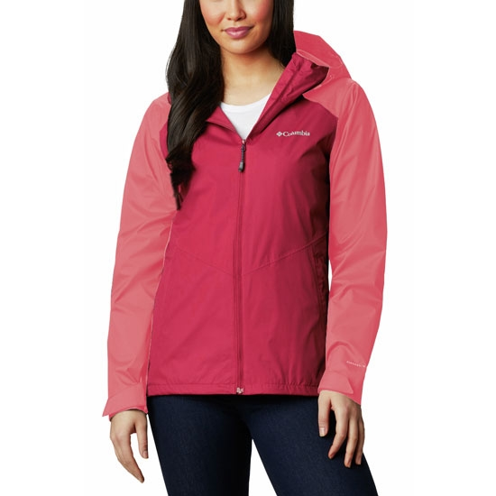 Columbia Inner Limits II Jacket W - Red Orchid/Rouge