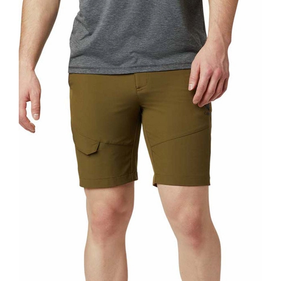 Columbia Maxtrail Short - New Olive