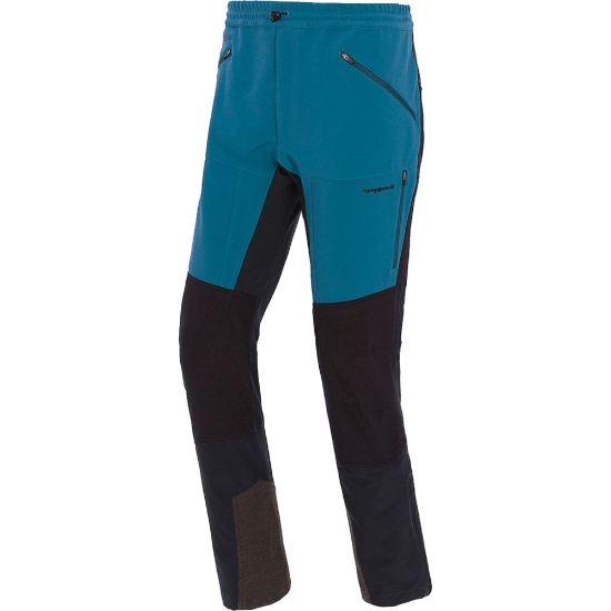 Trangoworld Russel Pant - Blue Sea/Black