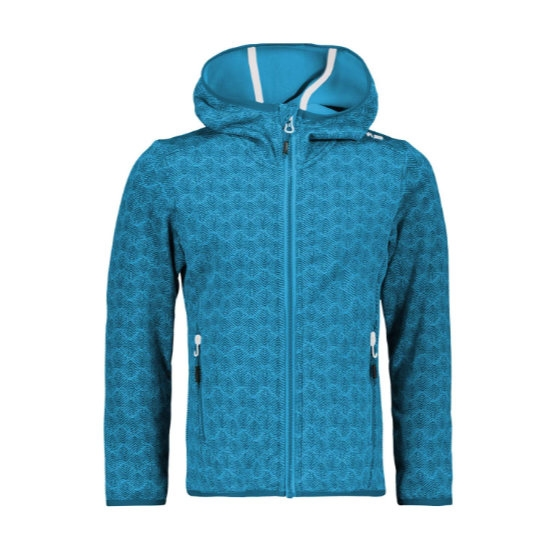 Campagnolo Light Stretch Fleece Girl - Turchese
