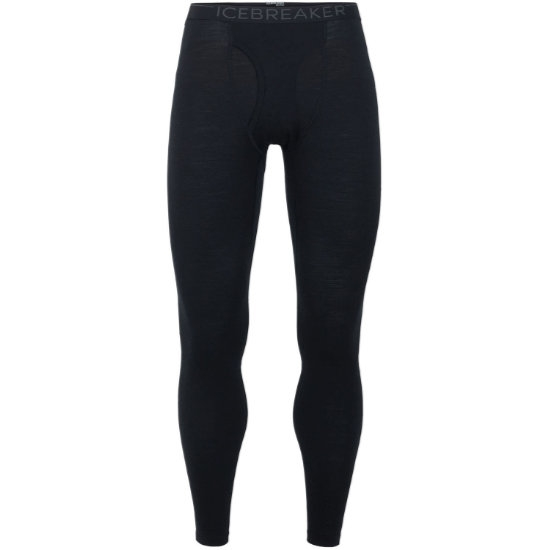 Icebreaker 200 Oasis Leggings With Fly - Black Monsoon