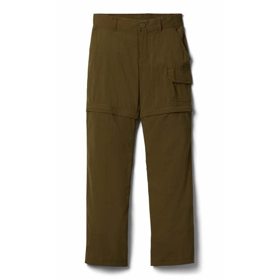 Columbia Silver Ridge IV Convertible Pant Girl - New Olive