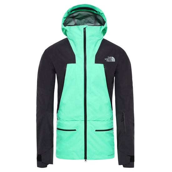 The North Face Summit Purist Jacket - Chlorophyll Green/Weathered Black