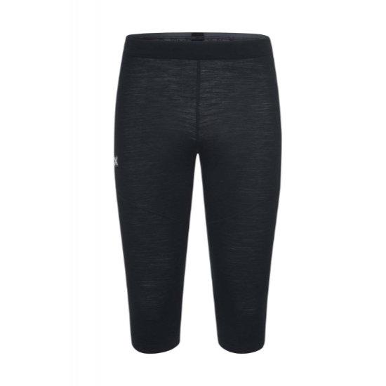 Montura Merino Light 3/4 Pants - Nero