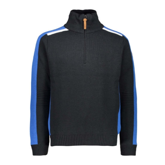 Campagnolo Knitted Pullover - Antracite