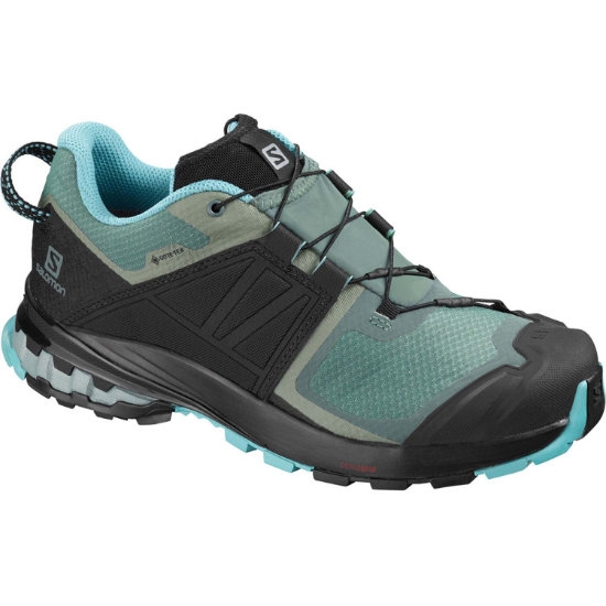 Salomon Xa Wild Gtx W - Balsam Green/Black