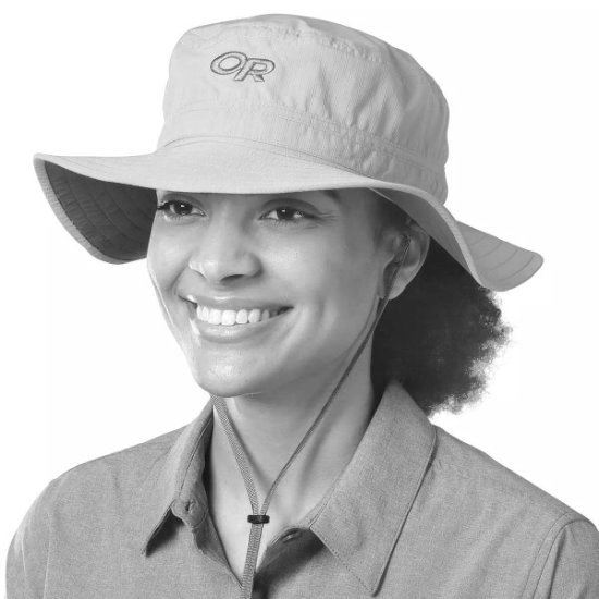 Outdoor Research Helios Sun Hat - Photo of detail