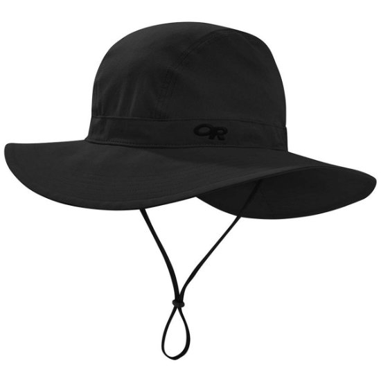 Outdoor Research Ferrosi Wide-Brim Hat - Black
