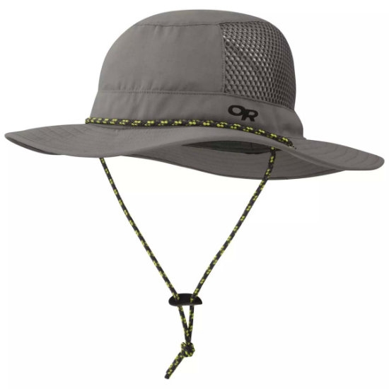 Outdoor Research Nomad Sun Hat - Pewter