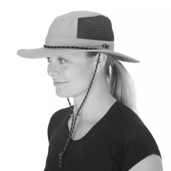 Outdoor Research Nomad Sun Hat - Photo of detail