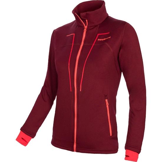 Trangoworld Trento Jacket W - Granate