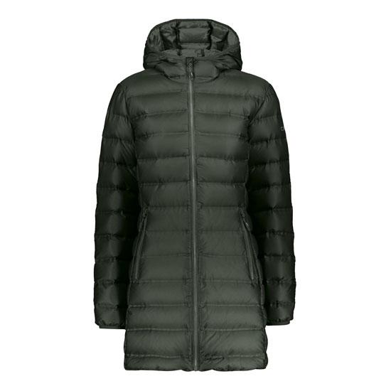 Campagnolo Fix Hood Coat W - Olive