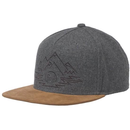 Buff Snapback Cap Tyree multi - Grey/Brown