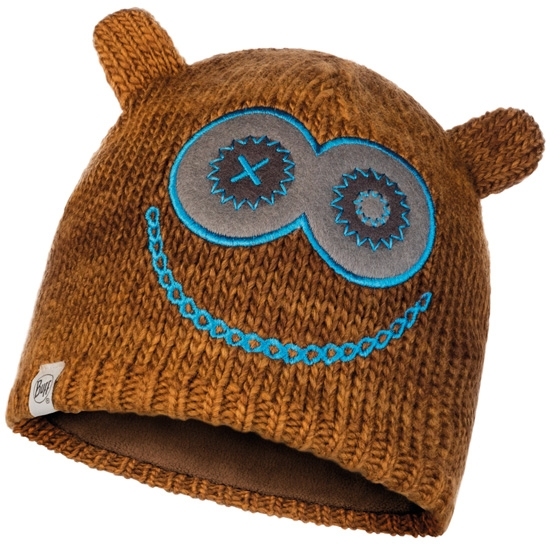 Buff Monster Knitted Hat Jr - Tundra Khaki