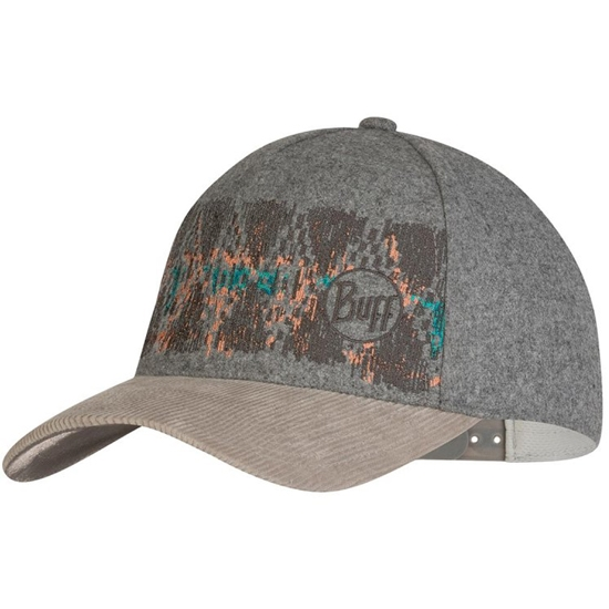 Buff Snapback Cap Yelena - Light Grey