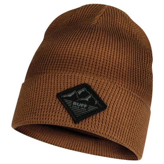Buff Marks Knitted Hat - Tundra Khaki