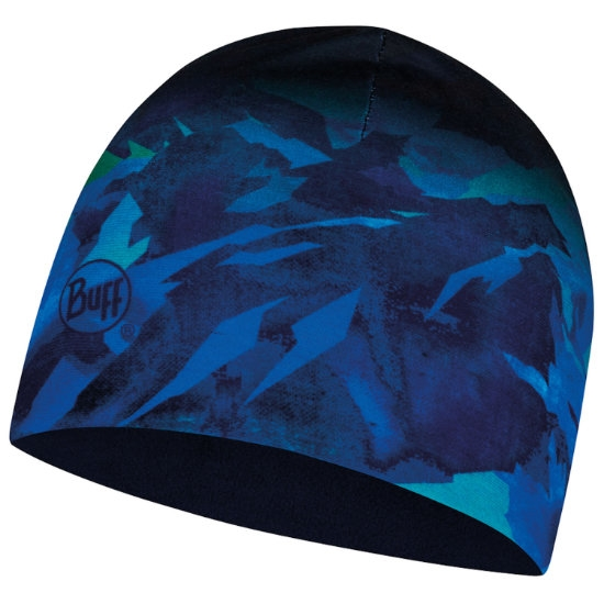 Buff Micro & Polar Hat Jr - High Mountain Blue