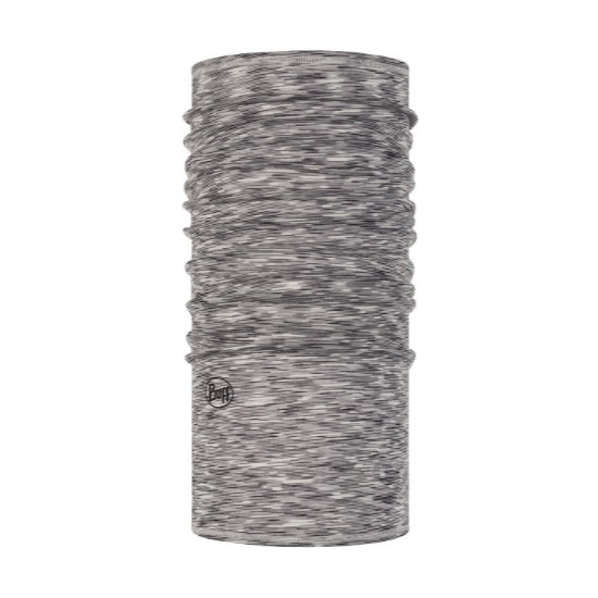 Buff LW Merino Wool - Light Stone Multi Stripes