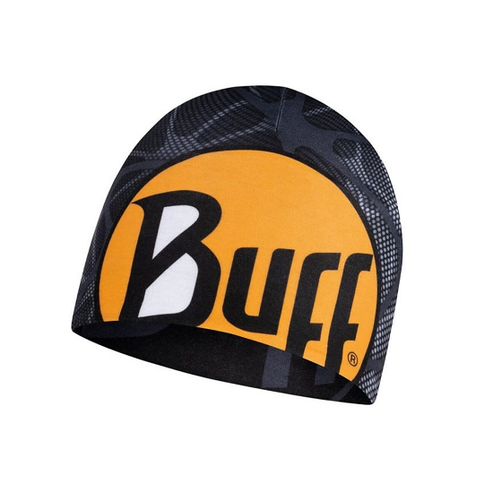 Buff Microfiber Reversible Hat - Ape-X Black