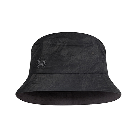 Buff Trek Bucket Hat - Rinmann Black
