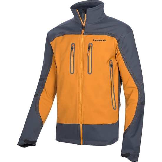 Trangoworld Raga TW86 Jacket - Ocre/Antracita