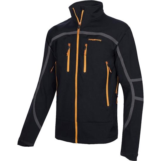 Trangoworld Raga TW86 Jacket - Black