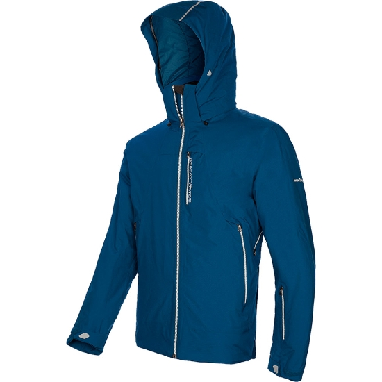 Trangoworld Plagne Termic Jacket - Dark Blue