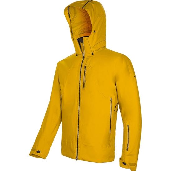 Trangoworld Plagne Termic Jacket - Amarillo Mostaza