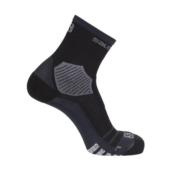 Salomon Socks Nso Long Run - Black/Ebony
