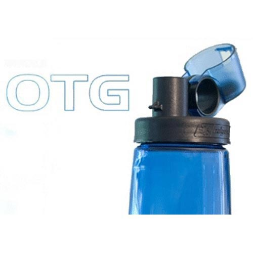 Nalgene OTG Bottle - Blue