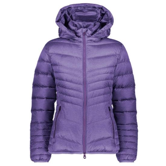 Campagnolo Snaps Hood Jacket W - Lapis Melange