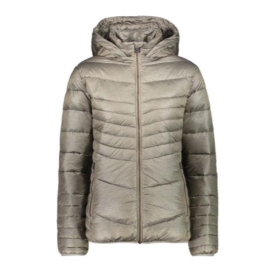 Campagnolo Snaps Hood Jacket W - Desert