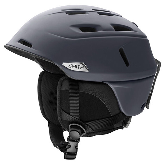 Smith Camber Helmet - Matte Charcoal