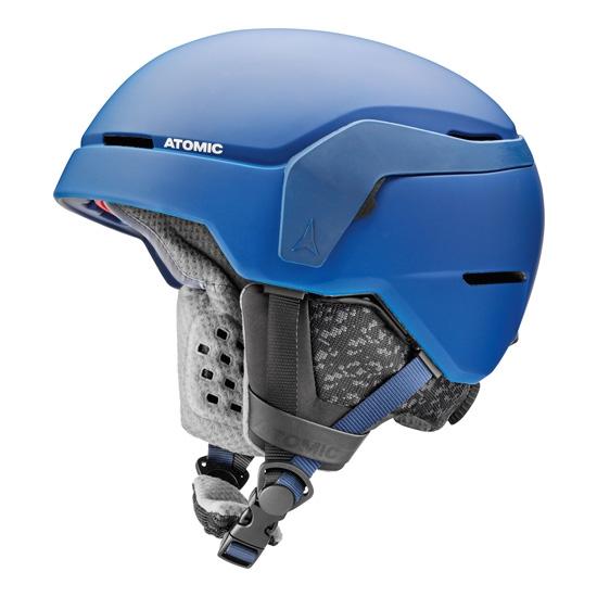 Atomic Count Helmet - Blue