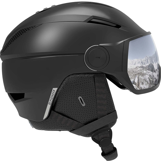 Salomon Pioneer Visor - Photo of detail