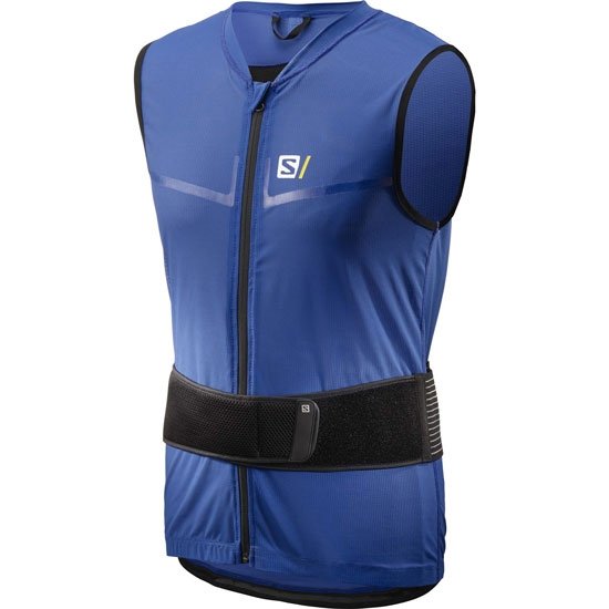 Salomon Back Prote Flexcell Light Vest -  Race Blue