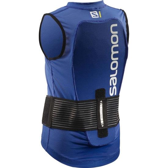 Salomon Back Prote Flexcell Light Vest Jr - Photo of detail