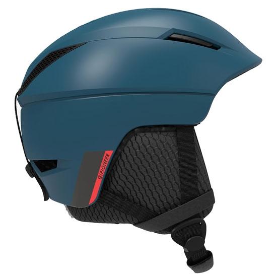 Salomon Pioneer Helmet - Moroccan Blue