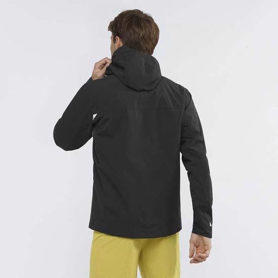 Salomon Explore WP Jacket - Photo of detail