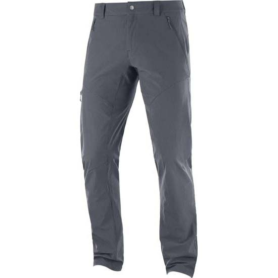 Salomon Wayfarer Tapered Pant - Ebony