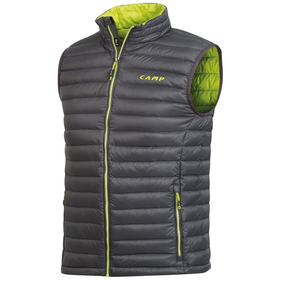 Camp Ed Motion Vest - Anthracite grey