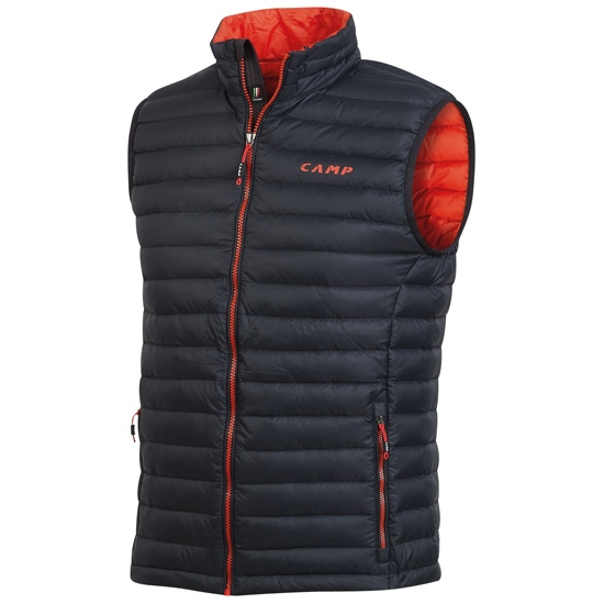 Camp Ed Motion Vest - Black