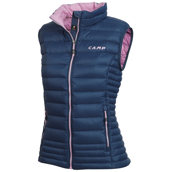 Camp Ed Motion Vest W - Cobalt blue