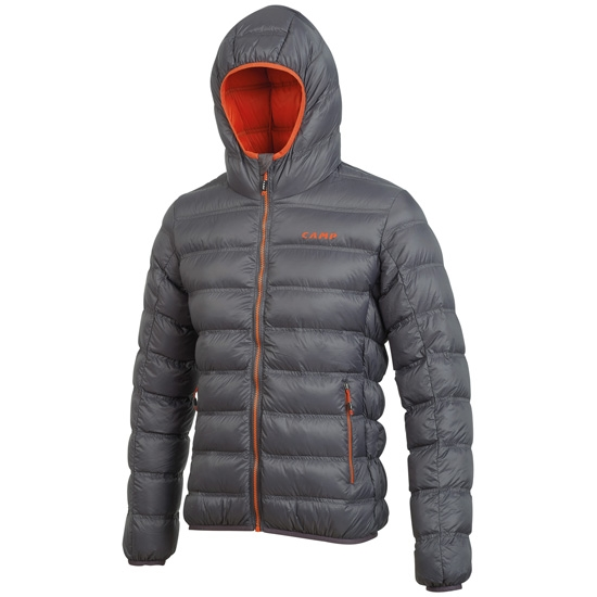 Camp Cloud Jacket - Anthracite grey
