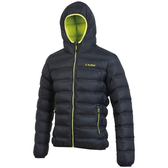 Camp Cloud Jacket - Black