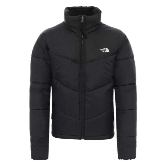 The North Face Synthetic Jacket - Black