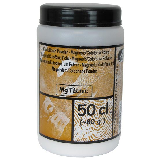 8c+ Chalk / Colophonia Powder -  50 cl Pot -