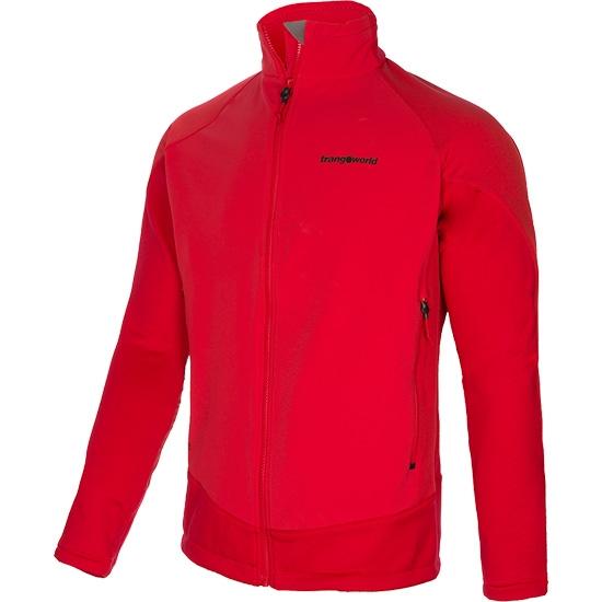 Trangoworld Lia TW86 Jacket - Red