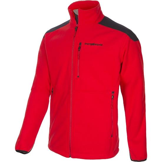 Trangoworld Total Extreme TW86 Jacket - Dark Red