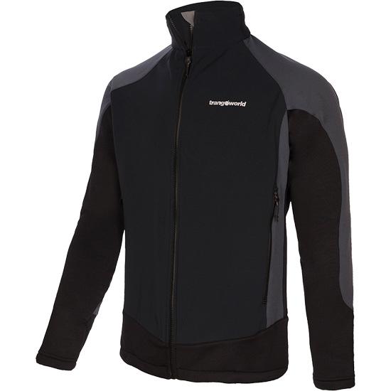 Trangoworld Lia TW86 Jacket - Negro/Antracita